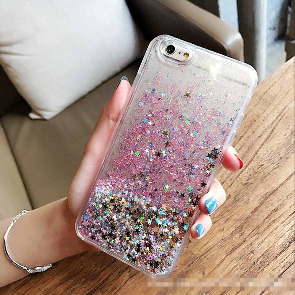 case for women blingbling glitter liquid silicone soft TPU case for iPhone X/Xs phone <strong>accessories</strong> cover for girls