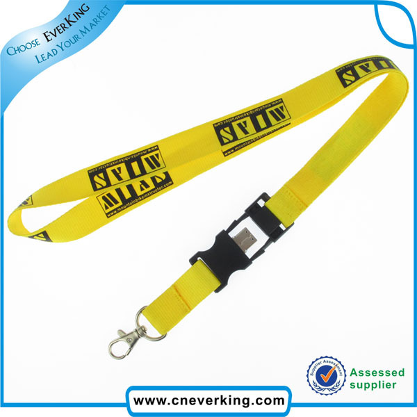 2016 Promotional Digital Printing Machine lanyard