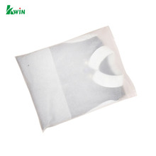 Resealable Sealable Poly Custom Clear Plastic Zipper Packing Bags For Clothing Shops