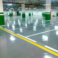 Abrasion Resistance Epoxy Floor Paint Coatings
