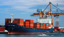 cheapest ocean cargo shipping services to Angola