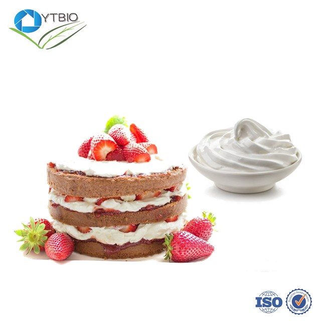 Direct factory wholesale cream flavour food flavor, suitable for baking candy