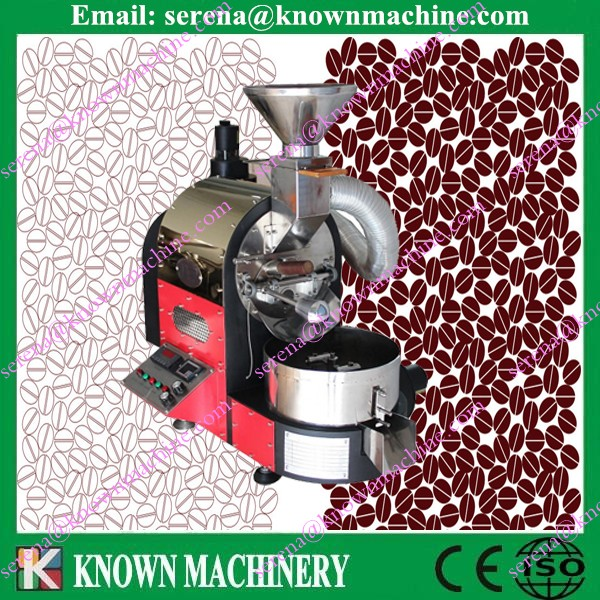 temperature remind commercial coffee roasters/coffee roasting machine