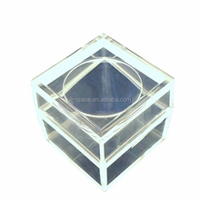 Clear Plastic Bug Magnifier Box Acrylic Magnifying Magnifier Boxes