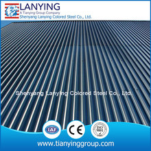 Construction material Corrugated steel sheet/metal roofing sheet polycarbonate sheet