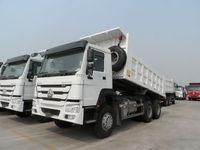 Chinese 6 x 4 HOWO Dump Truck 336 Sino Truck
