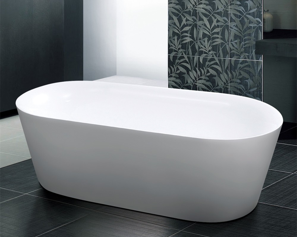 Cheap Oval Acrylic Philippines Bathtub Freestanding With Competitive ...