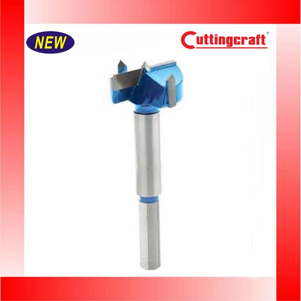 Tungsten Carbide Tipped Forstner Bit Woodworking Hole Saw Cutter