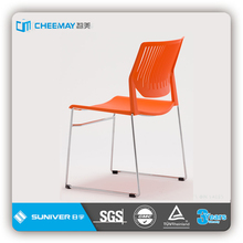 plastic stackable waiting chair