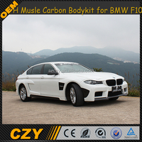 H Style Musle FRP Car Full Body Kits for BMW F10 10-13