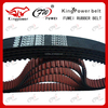 ISO9001 raw edge cogged rubber v belts for sale