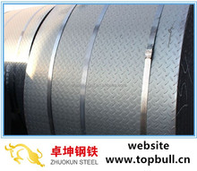 ASTM/JIS/GB/DIN Standard Checkered Plate Tear Drop Weight from Tangshan,China