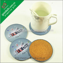 Hot selling high quality Tin coaster set - Promotional gift