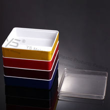 high quality products custom color plastic plates made in China
