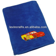 LEF016 novelty travel blanket