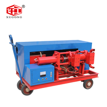 Automobile Dual Hydraulic Grouting Pump/Mortar Pump Construction Tool