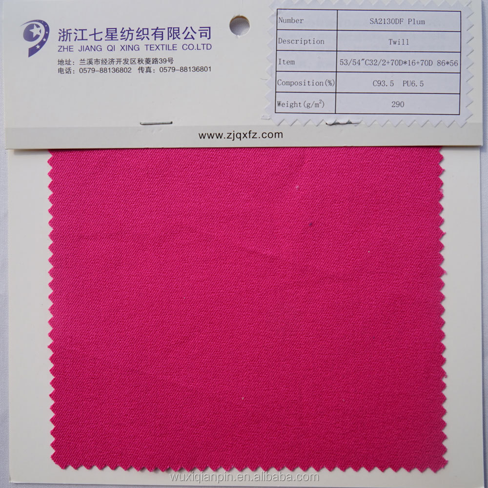 Trade Assurance cotton micro twill fabric wholesale
