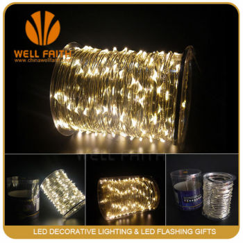 LED Christmas light of green color for decoration with high qualtiy, decorate on Christmas and Festival Day