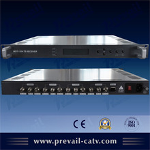 high efficiency mpeg4 fta satellite receiver