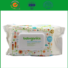 Cheap Price Baby Care Wipes Flushable Daily Cleaning Wholesale Baby Wet Wipes