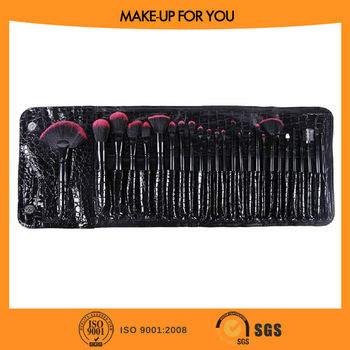 Top sellers 26pcs synthetic customized makeup brush set