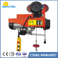 Small wire rope pa300 mini electric hoist