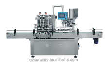 Bottle Liquid Filling and (Screwing) Capping Machine Guangzhou