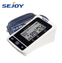 Health Care Digital Blood Pressure Measuring Instrument Sejoy Blood Pressure Monitor