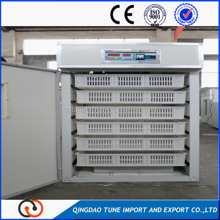19800pcs quail egg incubator poultry hatching machine for sale
