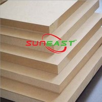 Linyi Suneast high gloss laminate uv mdf sheet