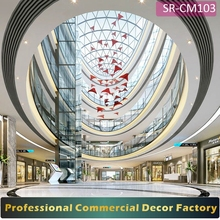 Customize commercial atrium ceiling decoration for office building