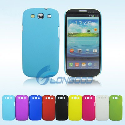 2015 Multicolor Plastic Hard Back Cover Case For Samsung S3 SIII i9300