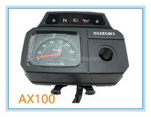 AX100 100CC speedometer for AX100 motorcycle spare parts