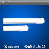 8w t8 led light tube 2 feet