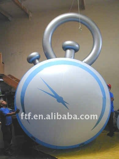 inflatable model clock FBB1114