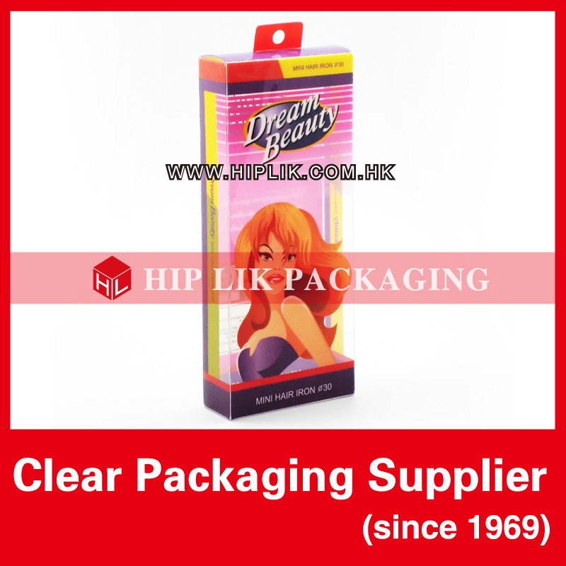 Clear Plastic Box Package