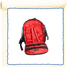 hiking packs manufacturers rucksack oxford with custom logo/book excellent quality school bag with red interior