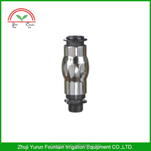 DN25 Stainless Steel With Plastic Automatically Control Water Column Fountain Nozzles, Swimming Pool Dancing Fountain Nozzle
