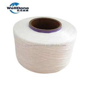 White good elastic spandex yarn for diaper