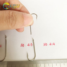 Round bent sea hook high carbon steel SY-08025 fishing hooks factory price