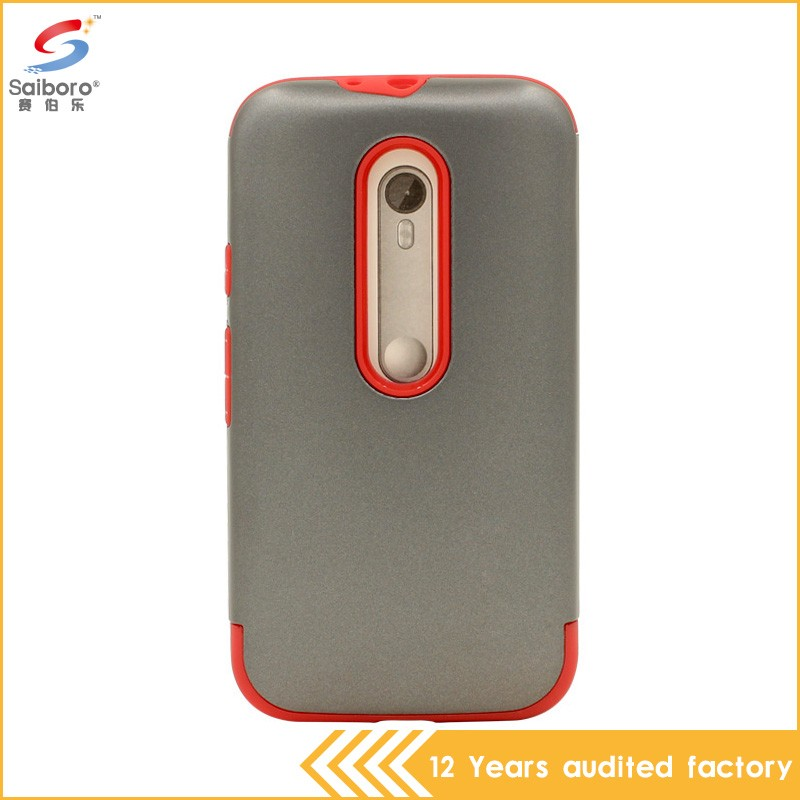 Popular style anti-scratch unique design for moto x cell phone cases
