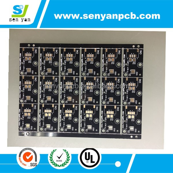 MC pcb Aluminum pcb board for led panel/car street light
