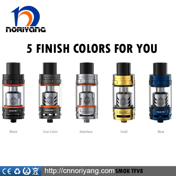 Company International Best Rebuildable Atomizer Tank SMOK TFV8 Gold