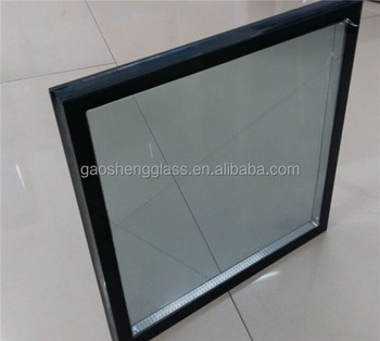 safety low-e glass double glazing panel
