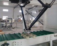 Automatic industrial high quality ABB sprue picker robot arm