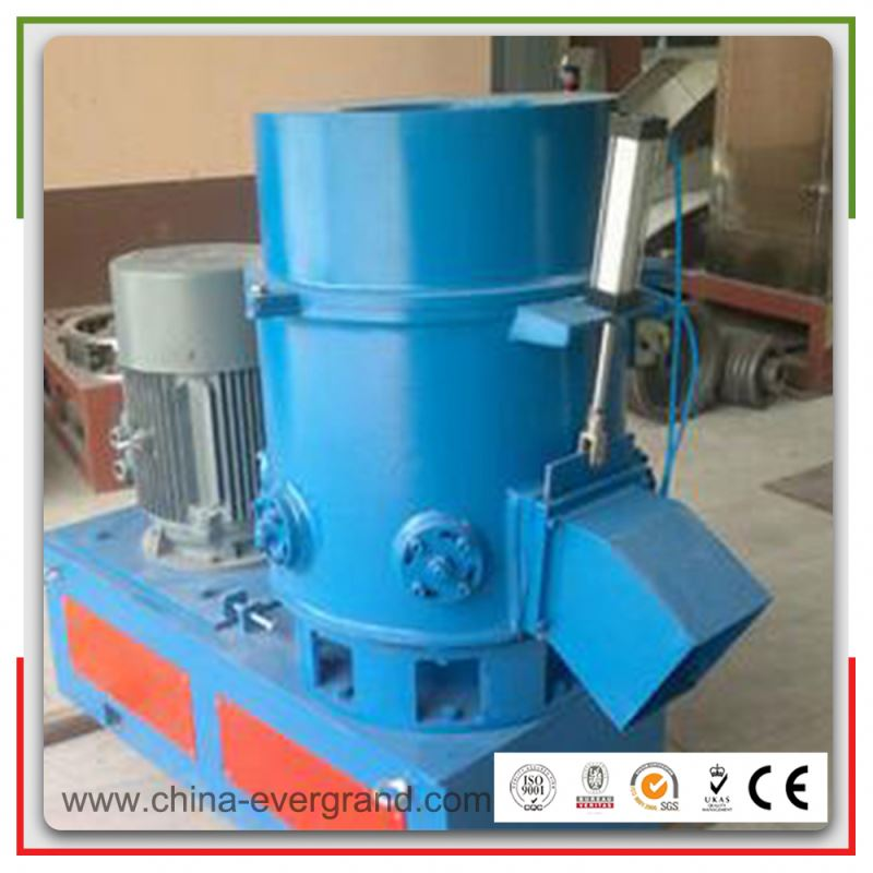 Machine Making Plastic Pe Pp Film Agglomerator