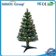 3ft led fiber optic led christmas tree led lights
