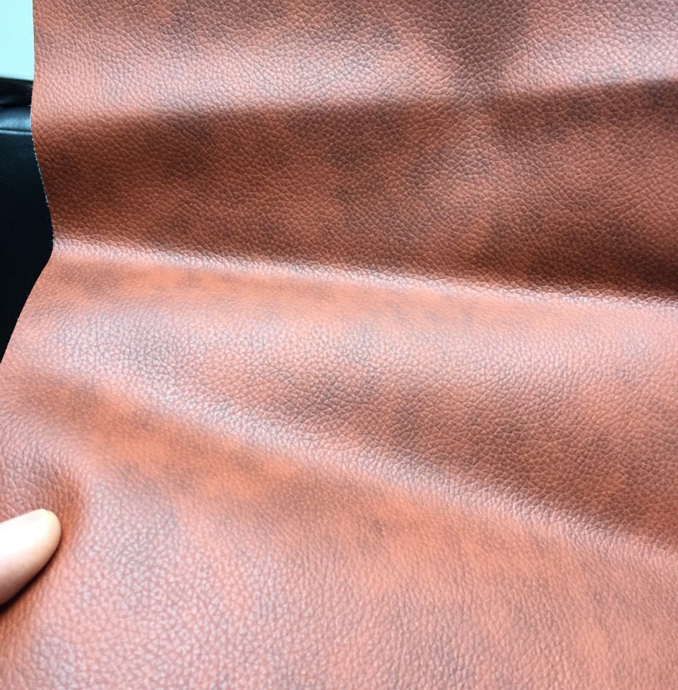 2017 New Design water proof PVC Leather for Sofa for Car Seat for Furniture for Decoration