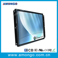 24inch open frame lcd monitor with saw touch screen