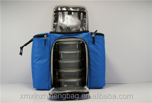 Insulated cooler bags picnic basket set lunch cooler bag takegreenbag